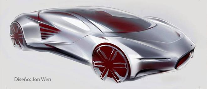 ingenieria industrial para diseñar y desarrollar coches y autos
