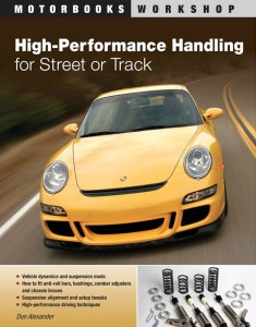 high-performance handling