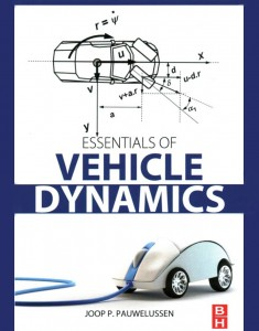 Essentials of Vehicle Dynamics