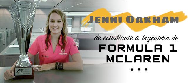 Jenni_ingeniería fórmula 1