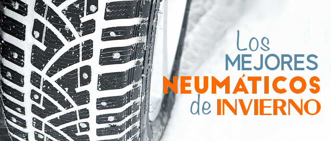 neumaticos de invierno