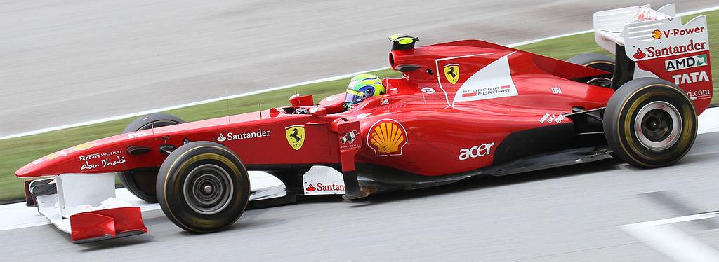 formula 1 aerodinámica